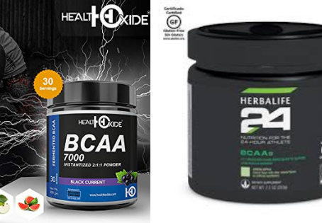Review of BCAAs or branched chain amino acid