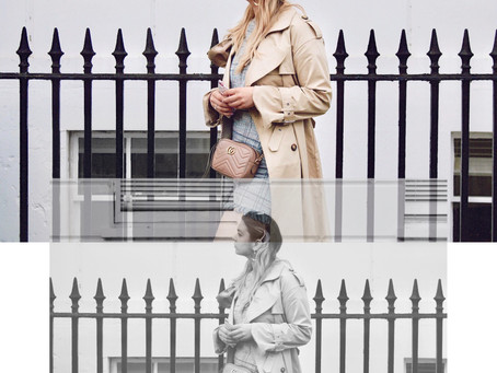 Spring Edit: The Trench Coat