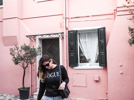 Finding My Chill in Venice