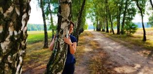 czysta energia drzew