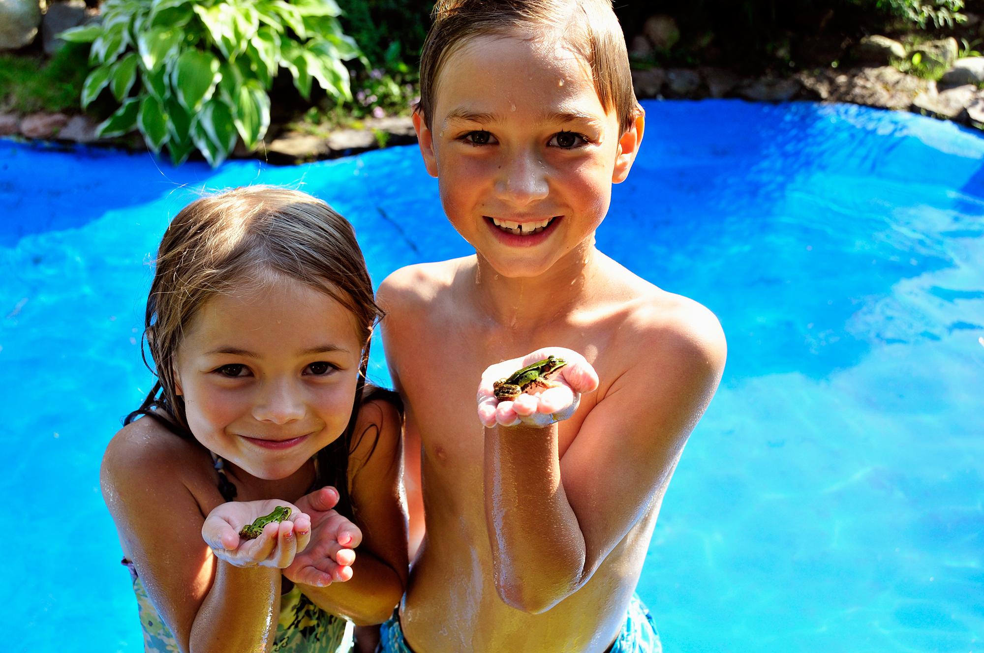 """Nasze """"żabki"""" i żabki"""