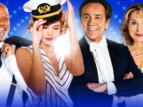 Effervescent Revival of 'Anything Goes' at the Barbican