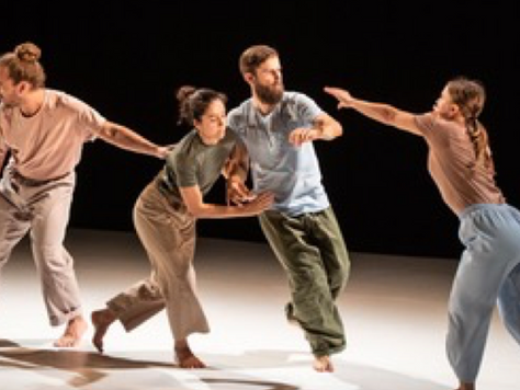 'Young Associates Mixed Bill' - Sadler's Wells Theatre