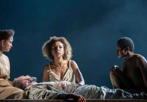 Antony and Cleopatra Review - The National Theater