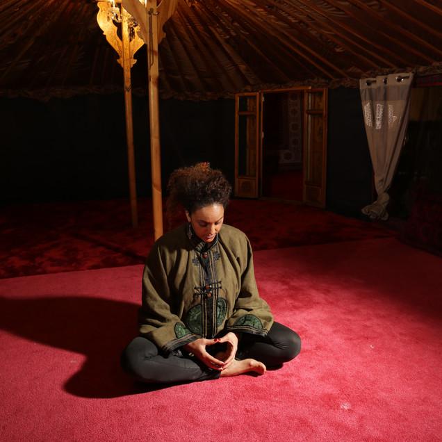 Initiation méditation avec Anissa 1h tarif 59€ pour 2
