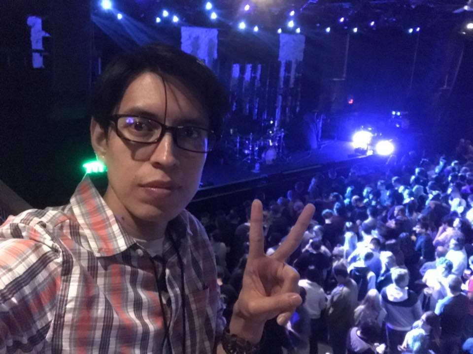 Mike Shinoda Concert