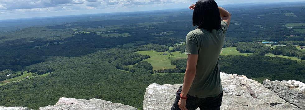 Pilot Mountain Trip