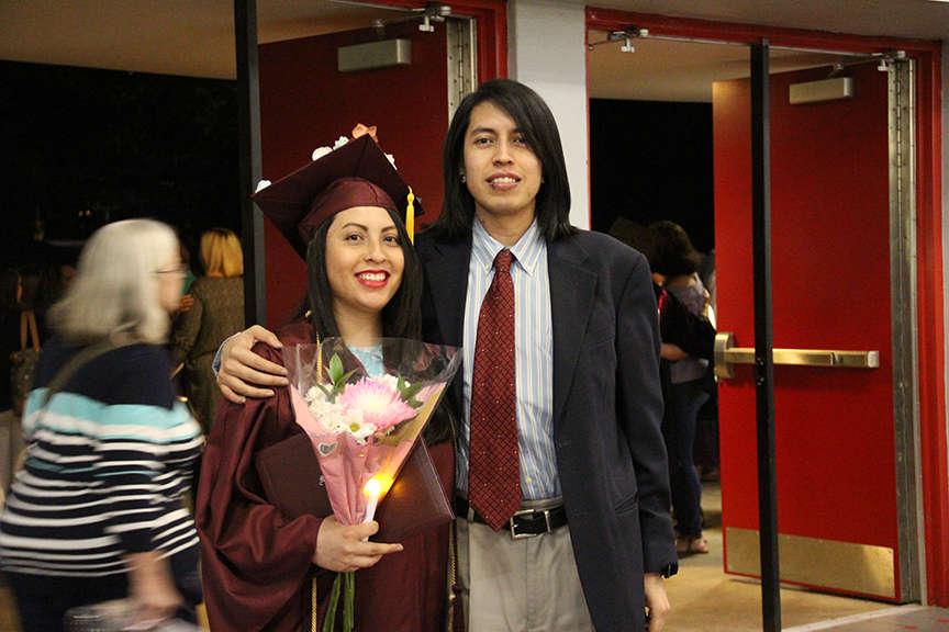 Sister's Graduation