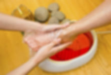 Paraffin Wax Theapy at Body TLC
