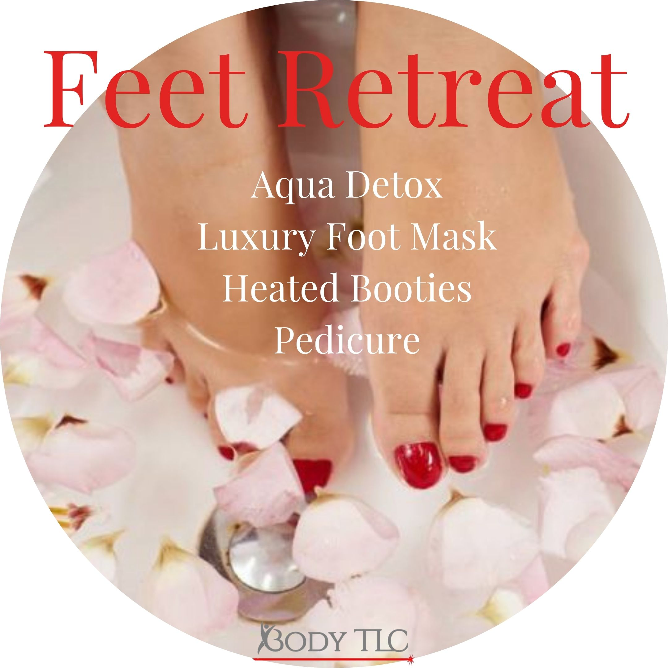 Feet Retreat