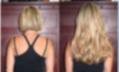 Hair Extensions at Body TLC
