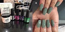 Polydip Nails at Body TLC Lincoln
