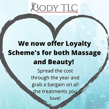 We now offer Loyalty Scheme's for both M