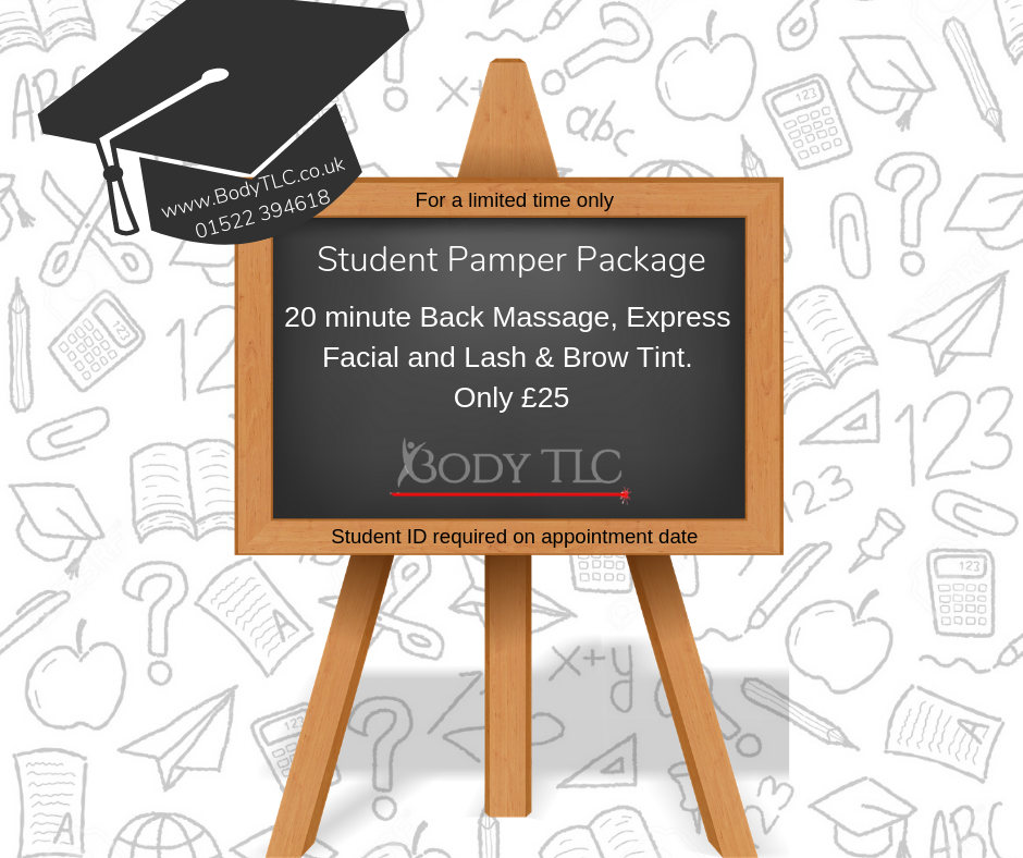 STUDENT PAMPER PACKAGE