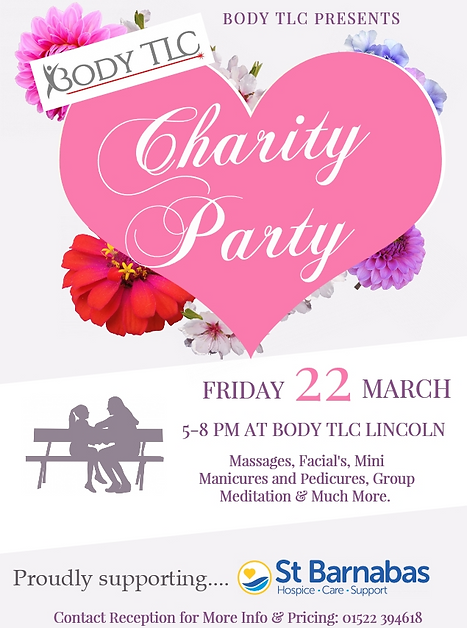 Charity Party 2019