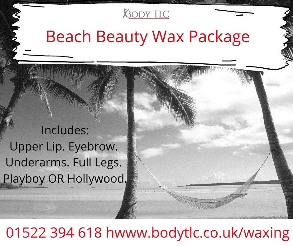 Beach Beauty Wax Package
