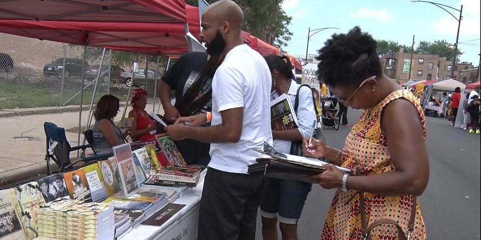 Soulful Chicago Book Fair