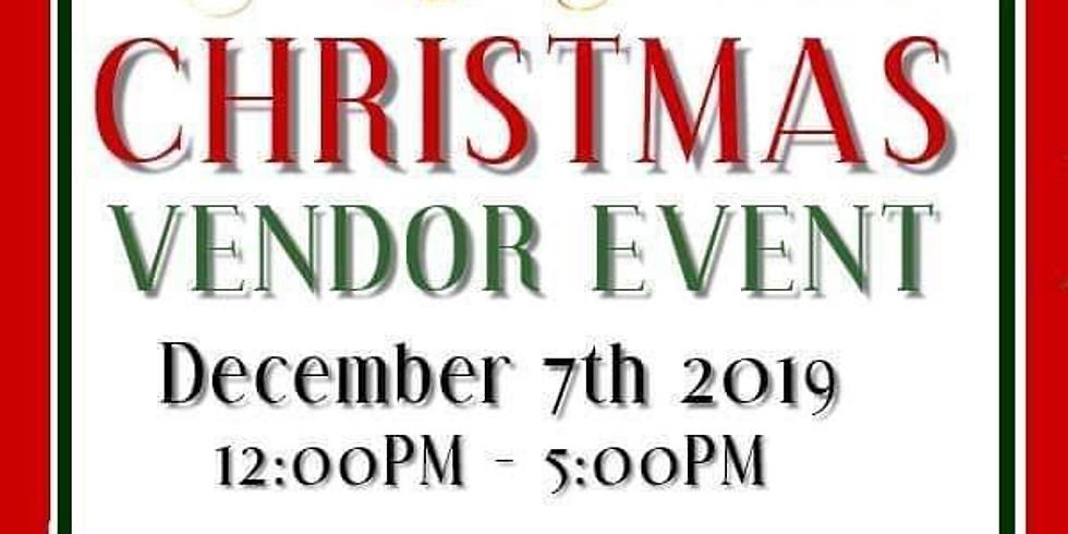 Mo Dailey's Christmas Vendor Event