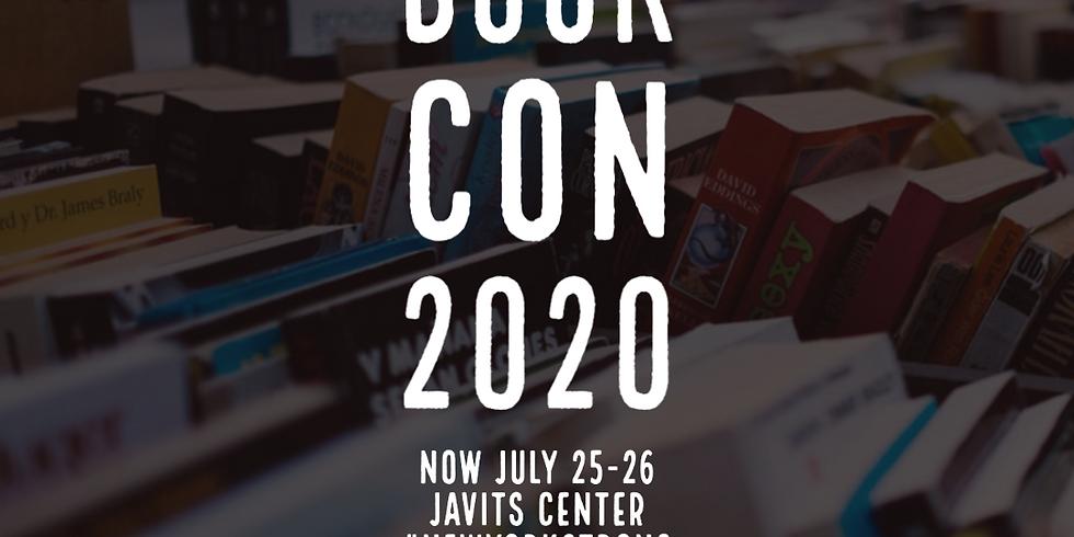 Book Con New York