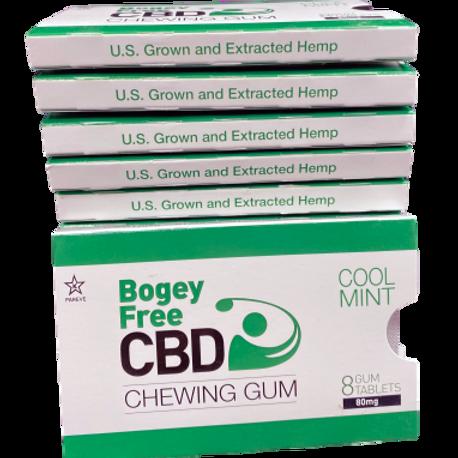 Bogey Free CBD Gum