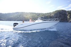 bateau Quicksilver activ open 675