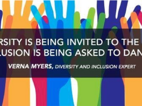 What does diversity and inclusion mean in accounting?