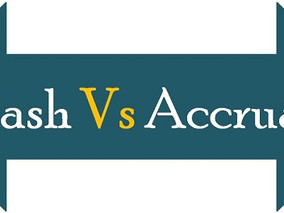 Cash vs. Accrual: What's the Difference in These Accounting Types?