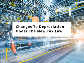 Depreciation Details: How the New Tax Law Changes Things