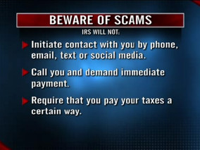 IRS Scams: A Few Common Threads to Avoid Financial Losses
