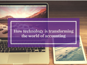 How has the accounting industry changed over the past few decades?
