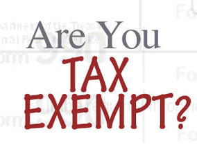 How do you go about setting up a tax-exempt organization?