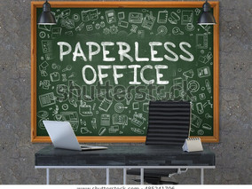 Going Paperless: How to Create a Strategy for an All-Digital Office