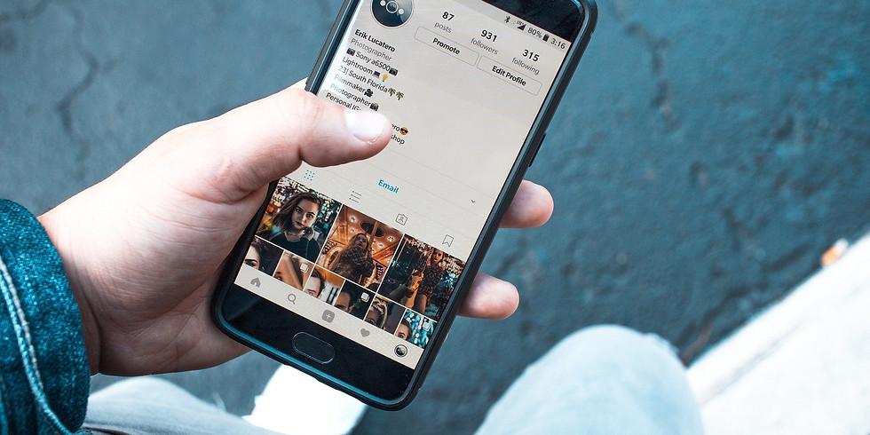 Taller de Instagram avanzado