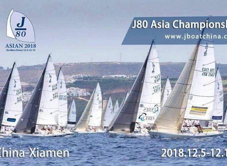 J80 Asia Championship