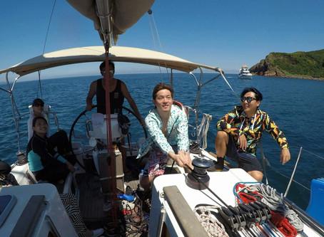 啟動航海課程 (11月29-30日)