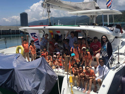 Safe and Fun Onboard Experience
