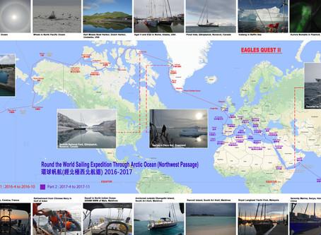 朱棋端船長 環球航海分享會