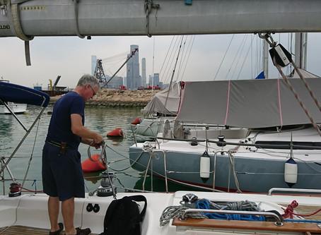 TSC 2018 帆船冬令營