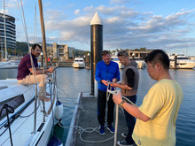 Come Sail With Us (2021 Summer Courses)! 來航海吧!獻給擁有勇氣與開闊胸襟的你