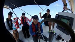 RYA Competent Crew Practical
