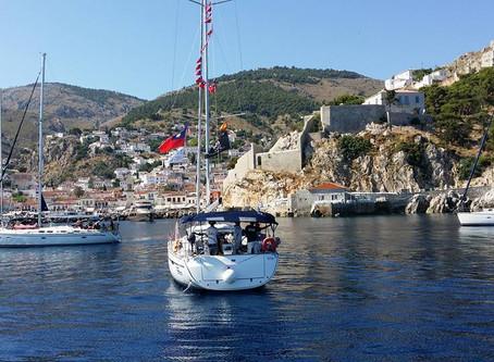 [活動] 地中海航海分享會 李新傳船長主講