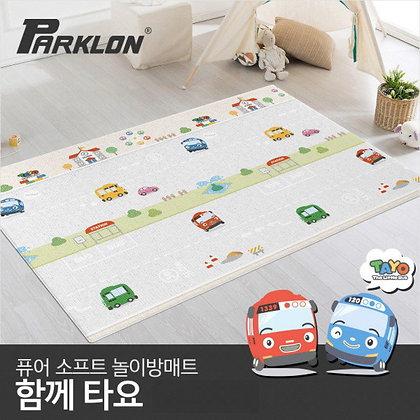 韓國Parklon TAYO小巴士包邊雙面地墊
