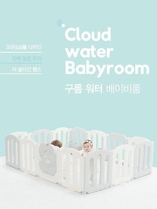 YAYA 韓國製 Cloud Water Babyroom 圍欄