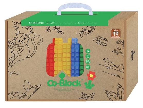 Co-Block X Little Pony Jelly Blocks 軟膠積木 Shadow Play 58P