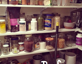 Feng Shui Your Pantry