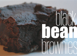 Totally Delicious Black Bean Brownies