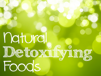 Natural Detoxifying Foods