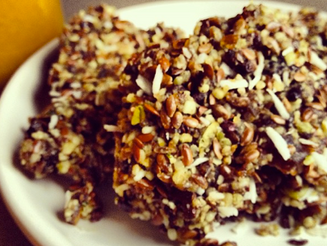 Crumbly Granola Recipe