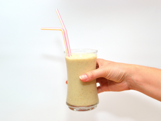 The Classic Banana Smoothie