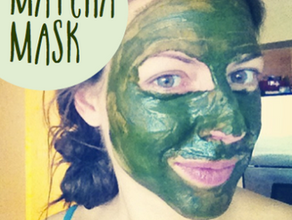 Make a Matcha Mask